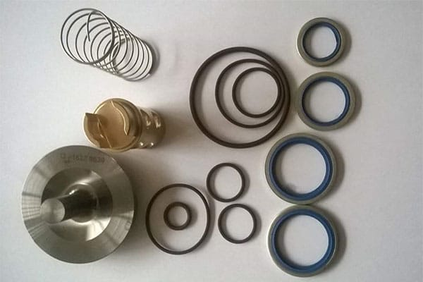 screw compressor spare parts india